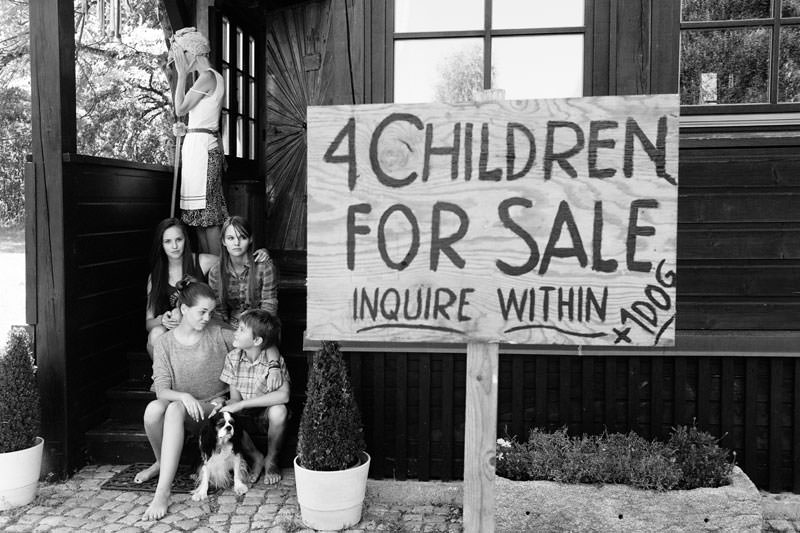 fine art photography four children for sale people famous great iconic legendary prints